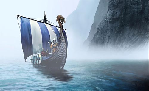 بازی Expeditions Viking جدید