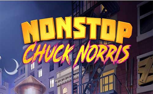 دانلود بازی Nonstop Chuck Norris برای اندروید + مود