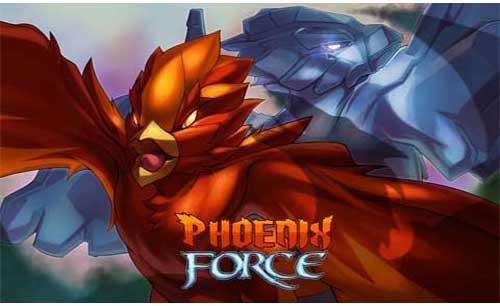 بازی Phoenix Force جدید