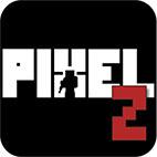 دانلود بازی Pixel Z: Gun day v7 برای آيفون ، آيپد و آيپاد لمسی