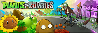 Plants VS Zombies - Screen
