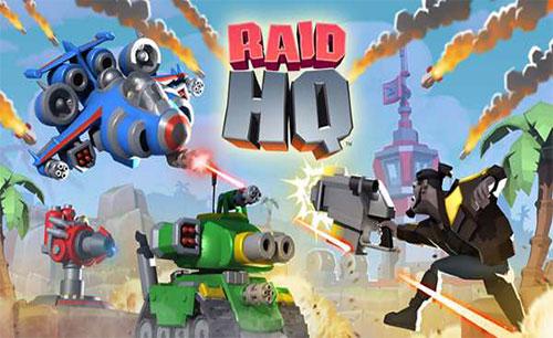دانلود بازی اندروید RAID HQ 3.803