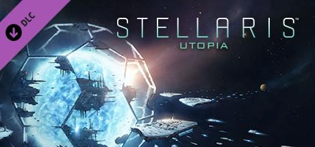 دانلود بازی کامپیوتر Stellaris Utopia