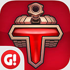 دانلود بازی آيفون ، آيپد و آيپاد لمسی Tank Domination v1.11