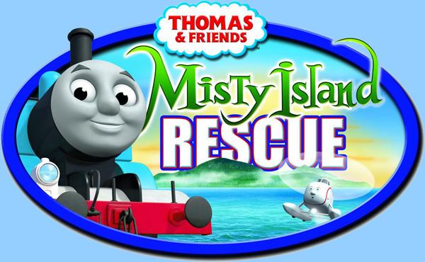 دانلود انیمیشن Thomas and Friends Misty Island Rescue 2010