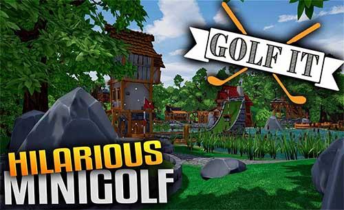 دانلود golf it جدید