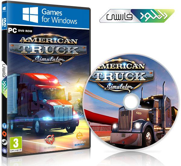 American Truck Simulator v1.36.1.3s Incl 19 DLC