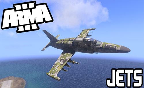 دانلود Arma 3 Jets جدید