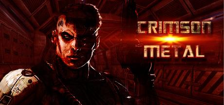 دانلود بازی کامپیوتر CRIMSON METAL نسخه PLAZA