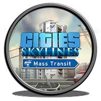 دانلود بازی کامپیوتر Cities Skylines Mass Transit نسخه CODEX