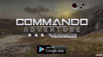 دانلود بازی Commando Adventure Shooting v4.9 برای اندروید