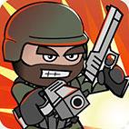 دانلود بازی Doodle Army 2 Mini Militia v3.0.87 برای اندروید
