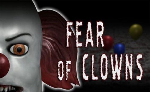 بازی Fear of Clowns جدید