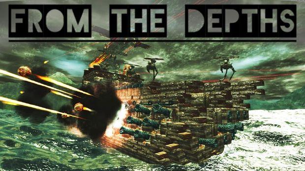 دانلود بازی From the Depths