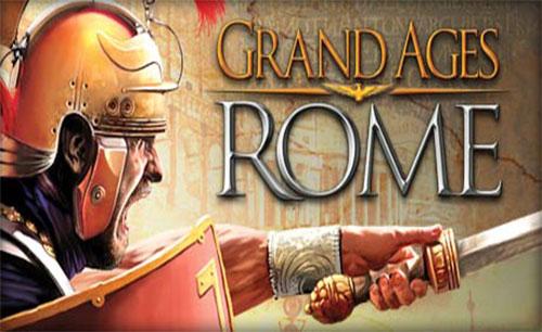 بازی Grand Ages Rome جدید