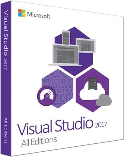 دانلود نرم افزار microsoft visual studio 2017