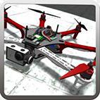 دانلود بازی شبیه سازی شده Multirotor Sim v1.7.3 برای اندروید