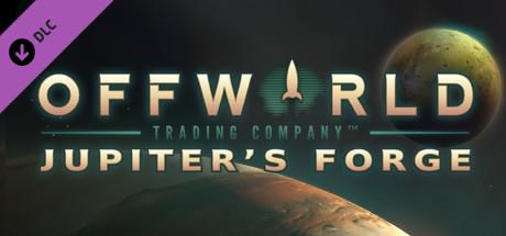 دانلود بازی کامپیوتر Offworld Trading Company Jupiters Forge نسخه CODEX