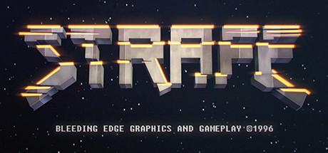 دانلود بازی کامپیوتر STRAFE نسخه GOG