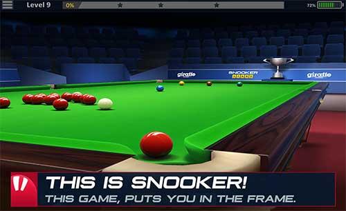 دانلود بازی Snooker Stars برای اندروید + مود
