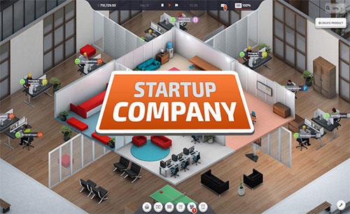 بازی Startup Company جدید
