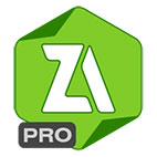 دانلود نرم افزار مدیریت فایلهای فشرده ZArchiver Pro v0.8.5 برای اندروید