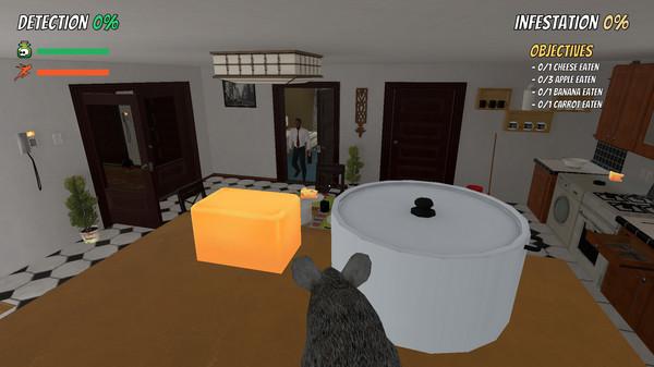 بازی Rat Simulator
