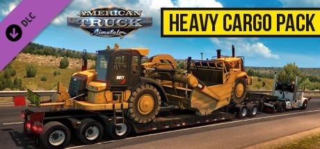 دانلود بازی کامپیوتر American Truck Simulator Heavy Cargo Pack نسخه SKIDROW