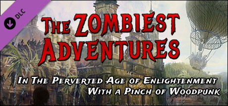 دانلود بازی کامپیوتر Blood and Gold The Zombiest Adventures نسخه PLAZA