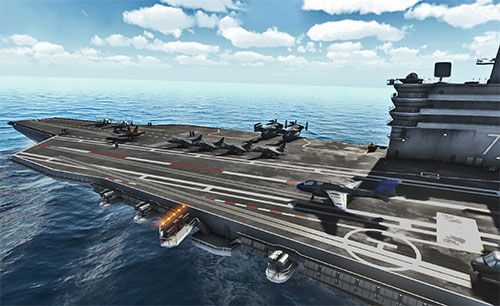 کرک Carrier Deck جدید