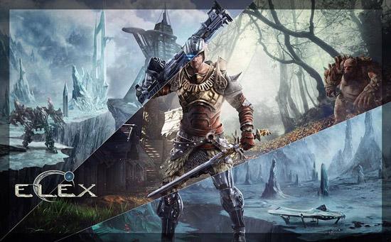معرفی بازی کامپیوتری ELEX