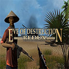 Eve of Destruction REDUX VIETNAM logo