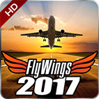 Flight Simulator FlyWings 2017 logo