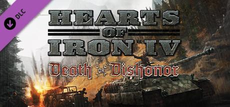 دانلود بازی کامپیوتر Hearts of Iron IV Death or Dishonor نسخه CODEX