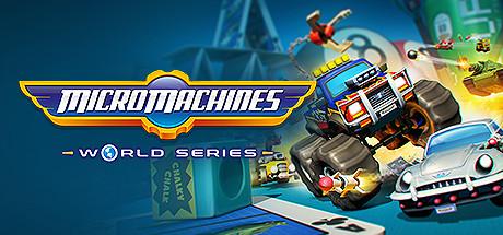 دانلود بازی کامپیوتر Micro Machines World Series نسخه CODEX