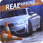 Real Car Parking 2017 Street 3D logo