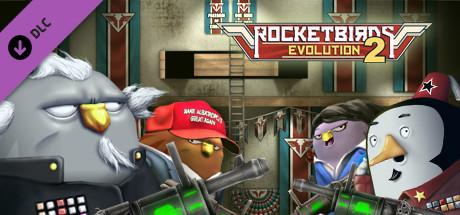 دانلود بازی کامپیوتر Rocketbirds 2 Mind Control نسخه SKIDROW