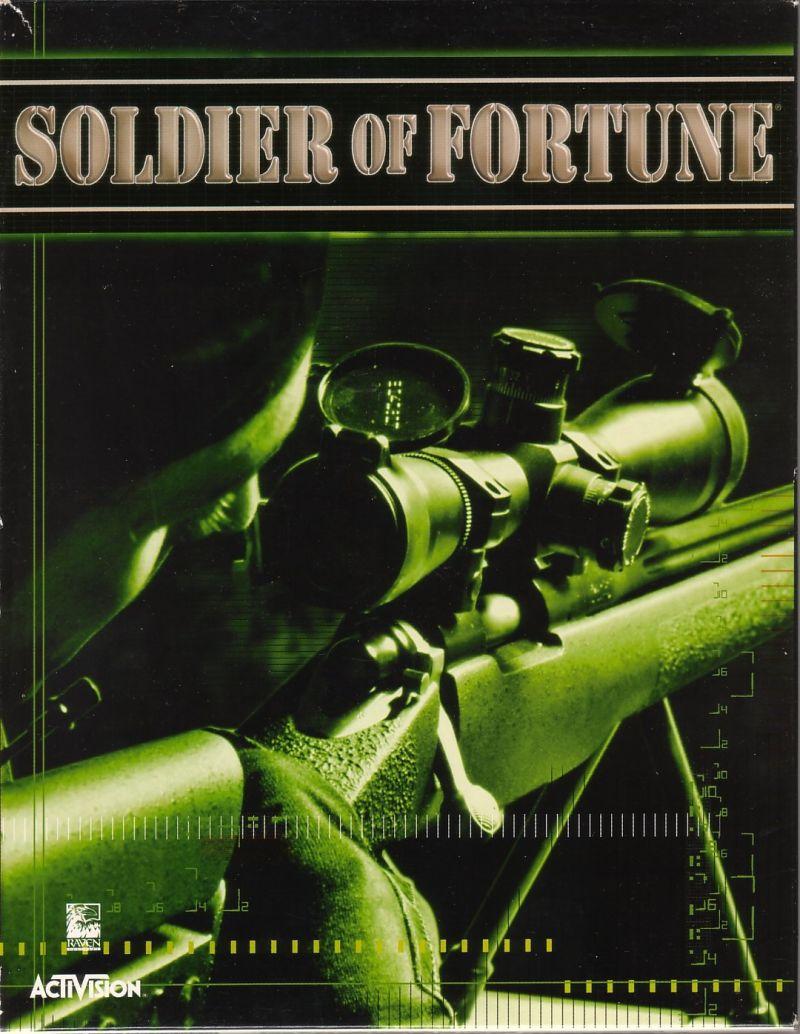 Soldier of Fortune Platinum Edition