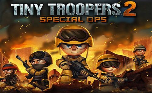 بازی Tiny Troopers 2 جدید