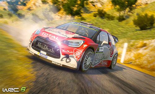 دانلود WRC 6 FIA World Rally Championship جدید