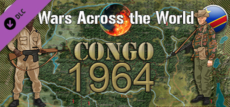 دانلود بازی کامپیوتر Wars Across the World Congo 1964 نسخه SKIDROW