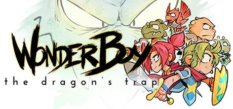 دانلود بازی کامپیوتر Wonder Boy The Dragons Trap نسخه SKIDROW
