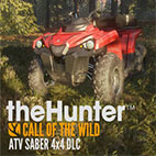 theHunter Call of the Wild ATV SABER 4X4