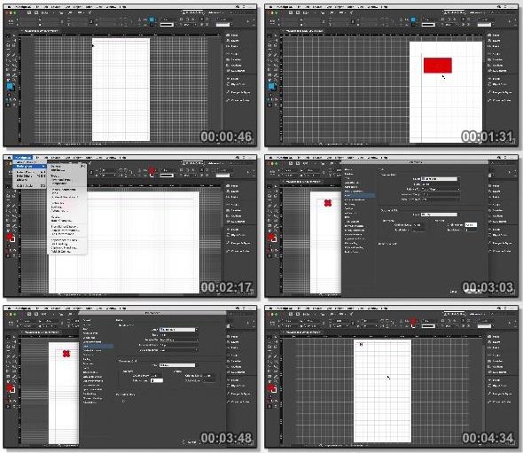 دانلود دوره آموزشی InDesign for UX Design از Lynda