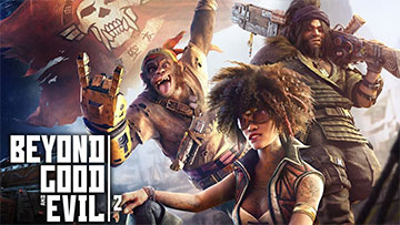 Beyond Good and Evil 2 - Screen