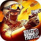 دانلود بازی Bullet Party CS 2 GO STRIKE v1.1.3 برای اندروید+فایل دیتا