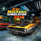 Car Mechanic Simulator 2018 logo
