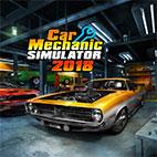 Car Mechanic Simulator 2018 logo