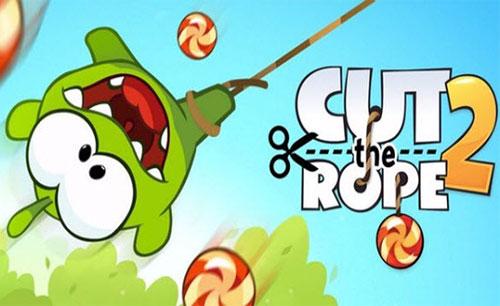 دانلود بازی Cut The Rope 2