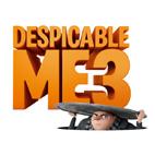 لوگوی کارتون Despicable Me 3 2017